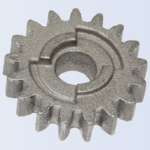 Литая заготовка колеса зубчатого